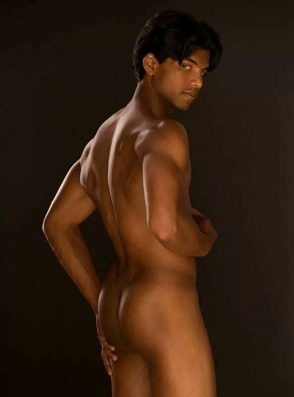 Handsome Man Naked Stock Pictures, Royalty
