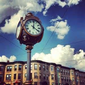 Cleveland Circle, Boston, MA