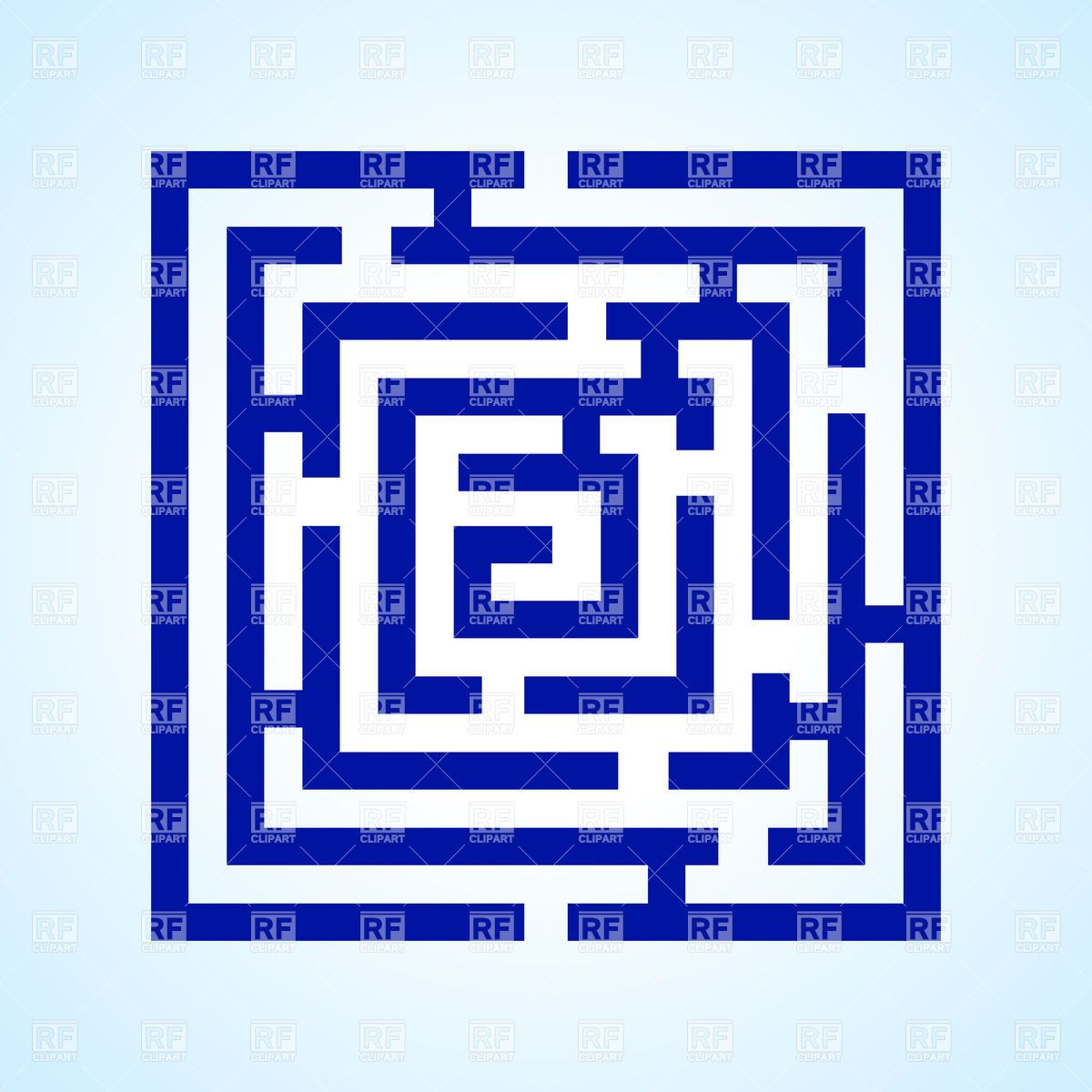 Square Labyrinth Pinterest Minecraft Maze How To Make A Classical 5 Circuit From Meander
