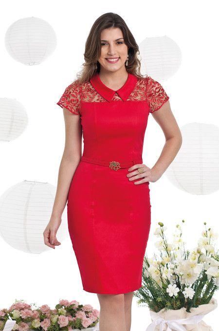 9d0ce9a3b Vestido Castro - Bella Herança | vestido | Vestido tubinho, Bella ...