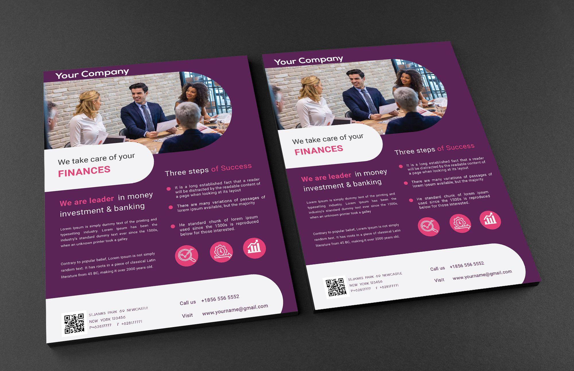 Pushpo Pro I Will Do Professional Business Flyers Design 12 Hours For 5 On Fiverr Com Flyer Design Flyer Graphic Design