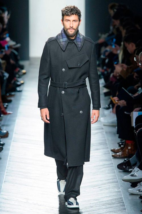 Bottega Veneta FW16.  menswear mnswr mens style mens fashion fashion style runway bottegaveneta