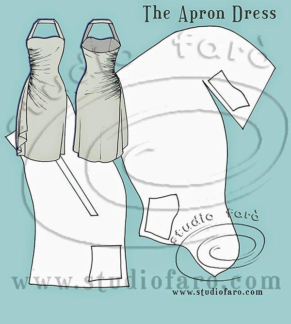 Pattern Puzzle - The Apron Dress