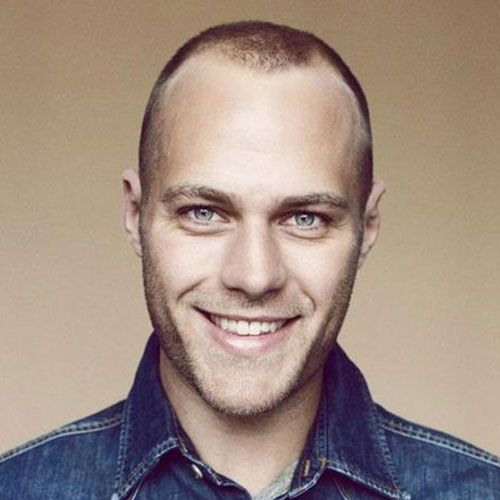 Hairstyles Receding Hairline Inspiration Best Hairstyles For A Receding Hairline  Pinterest  Haircuts