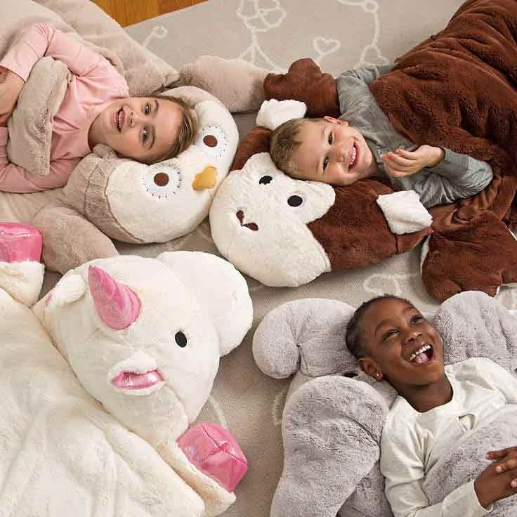 Your Cubs Will Love Snuggling Up With Their Favorite