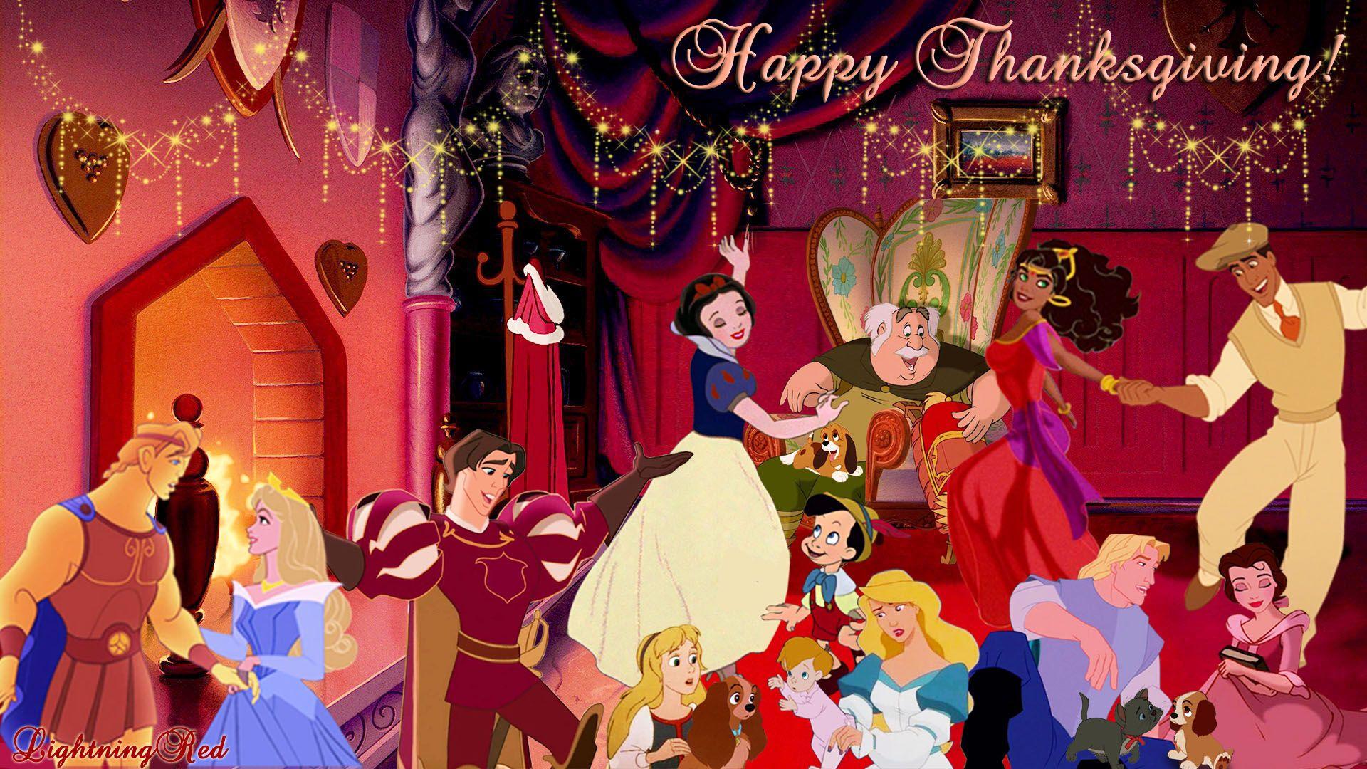 Thanksgiving-Gathering-disney-crossover-32845743-1920-1080 ...