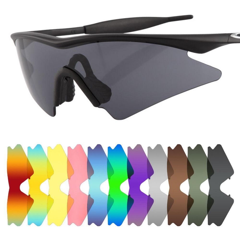 Mryok Anti-Scratch POLARIZED Replacement Lenses for Oakley M Frame ...