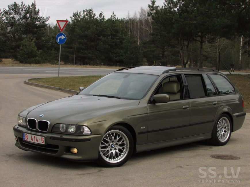 Would You Buy This E39 Bmw M5 Touring Conversion