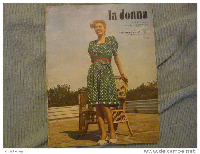 Pin Su Riviste Italiane Vintage