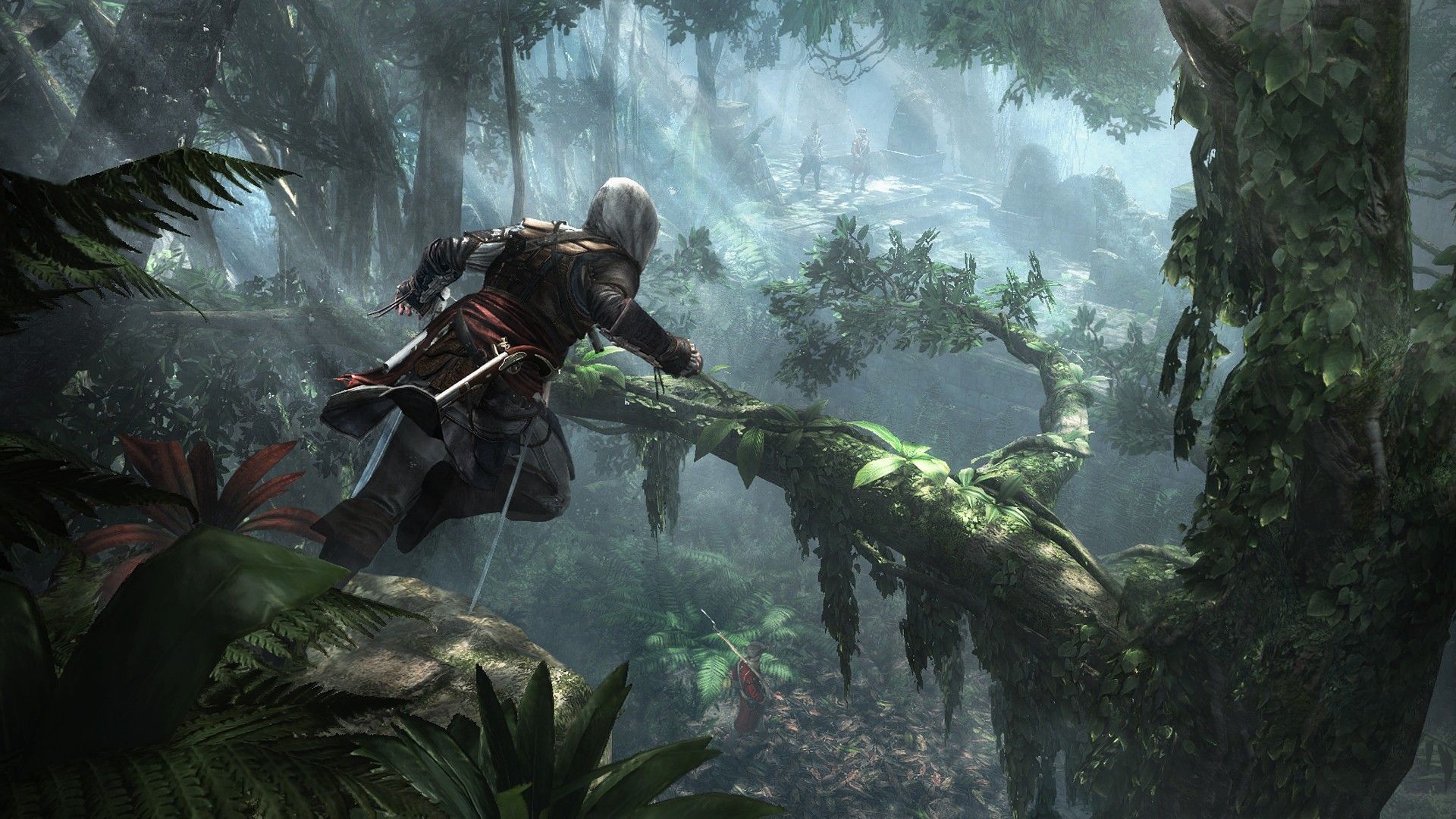 Assassins Creed Black Flag In 2020 Assassin S Creed Wallpaper Assassin S Creed Hd Assassins Creed 4