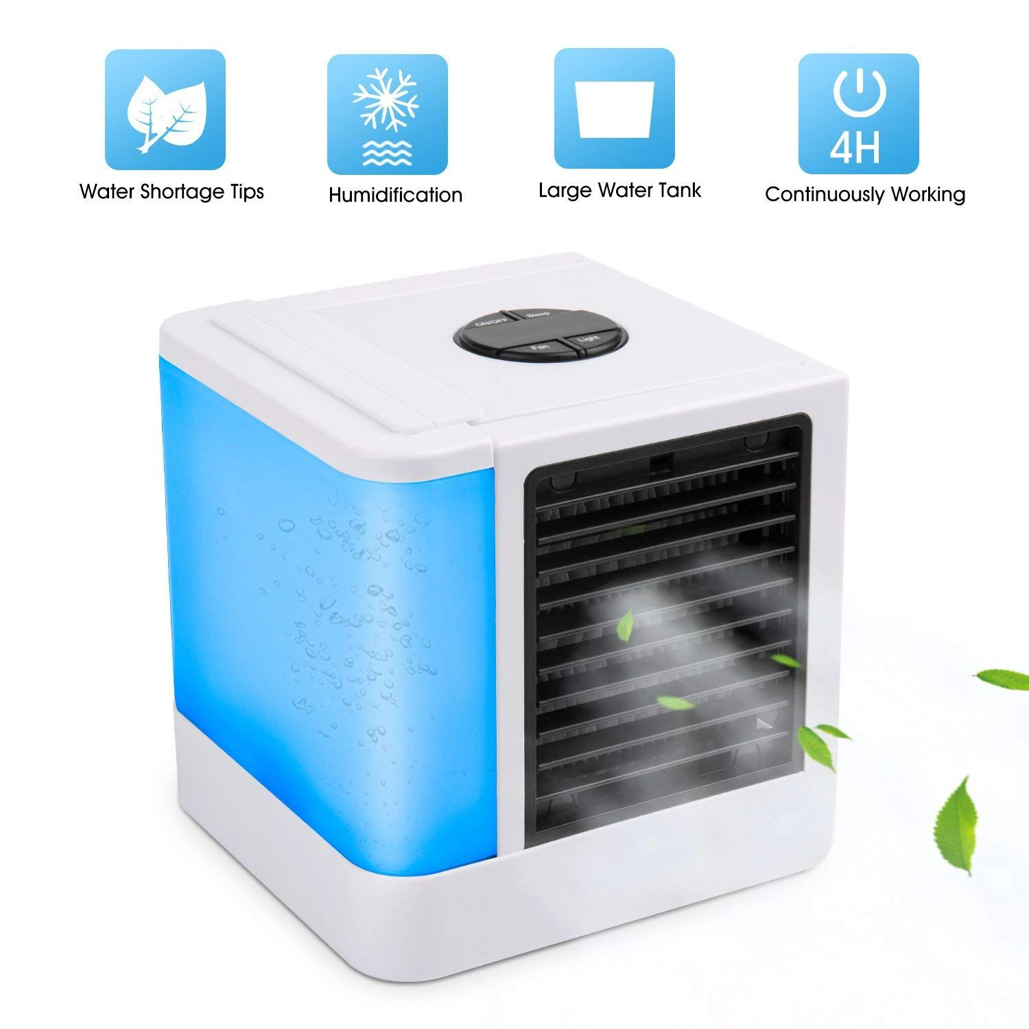 ROSKY Personal Air Conditioner Fan, 3 in 1 Air