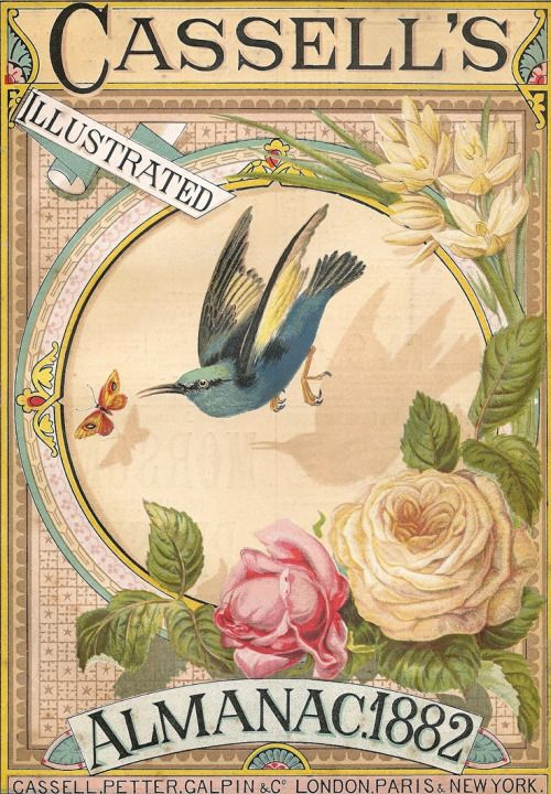 "christinerod: "" almanac 1882 """
