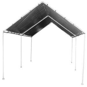 Ust 10 Ft X 20 Ft Tarp Canopy Cano1020 At The Home Depot Temp Canopy For Outdoor Home Party Shade Canopy Canopy Diy Canopy