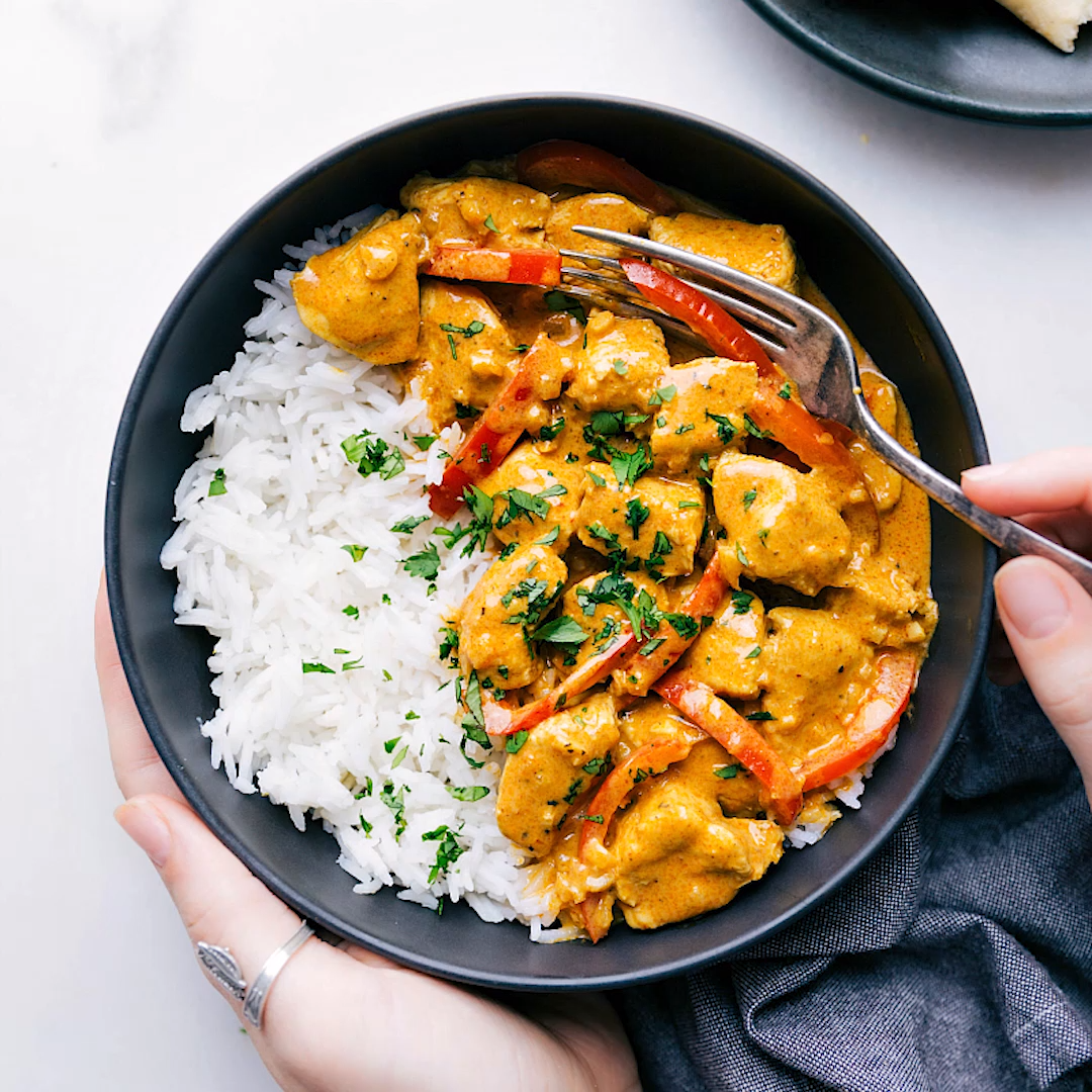 Photo of Coconut Chicken Curry