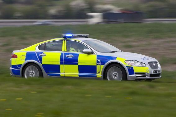 Jaguar Xj Police Uk Police Cars Police Law Enforcement