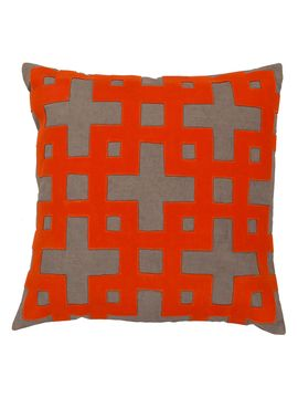Crossrhodes Decorative Pillow from Our Favorite Decorative Pillows: From $15 on Gilt