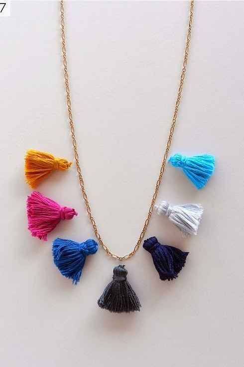 3e8f96cf26a9 41 Amazing Free People-Inspired DIYs Collares Largos