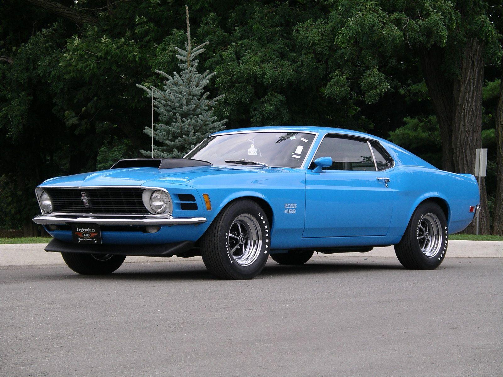 Mustang Boss 1970 Mustang ly Pinterest