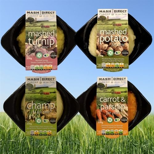 We Are Excited To Say That Our Single Serve 200g Range Of Mashed