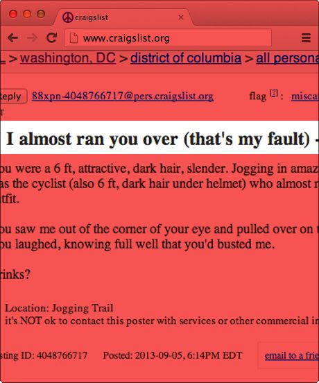 Washington Dc Craigslist Ads Funny Missed Connections Craigslist Connection Funny Please try to refresh the page. pinterest