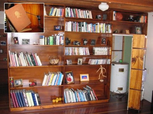 move a sherlock holmes book, open a secret door. all sorts of awesomeness.