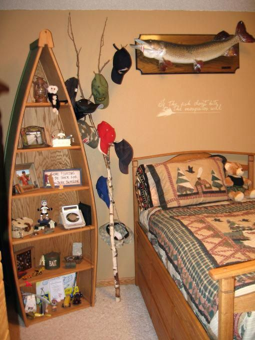 Hunting Bedroom Decor Camping Theme Bedroom Great Outdoors