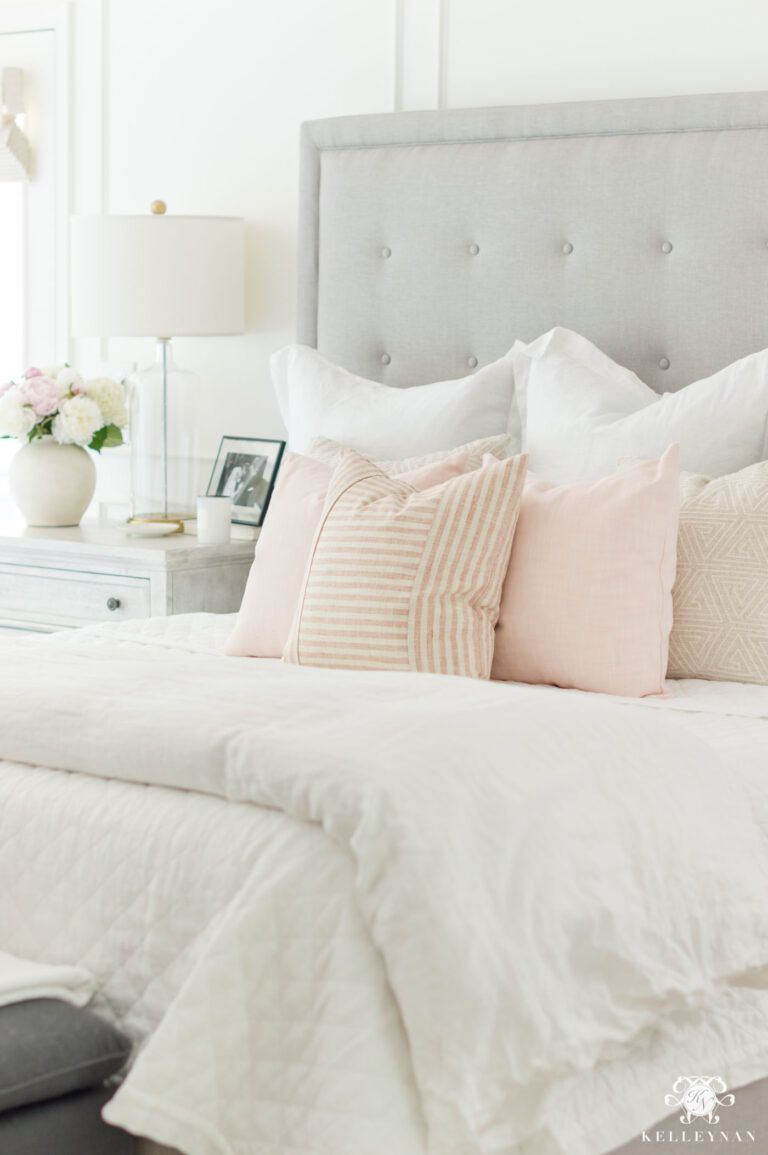 Best Six Blush Pink Bedroom Tips That Aren T Too Girly Blush 400 x 300
