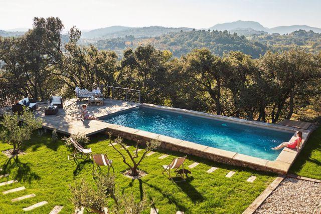 Gîtes et chambres d'hôtes avec piscine on
