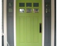 Exterior paint colors for a ranch style house - Houzz | Exterior ...