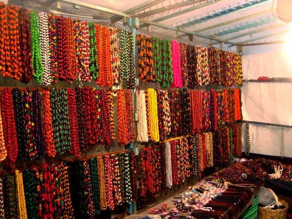 2fe62bb7c7c0 Lote De 30 Collares De Semillas Hechos En Chiapas -   500.00 en ...