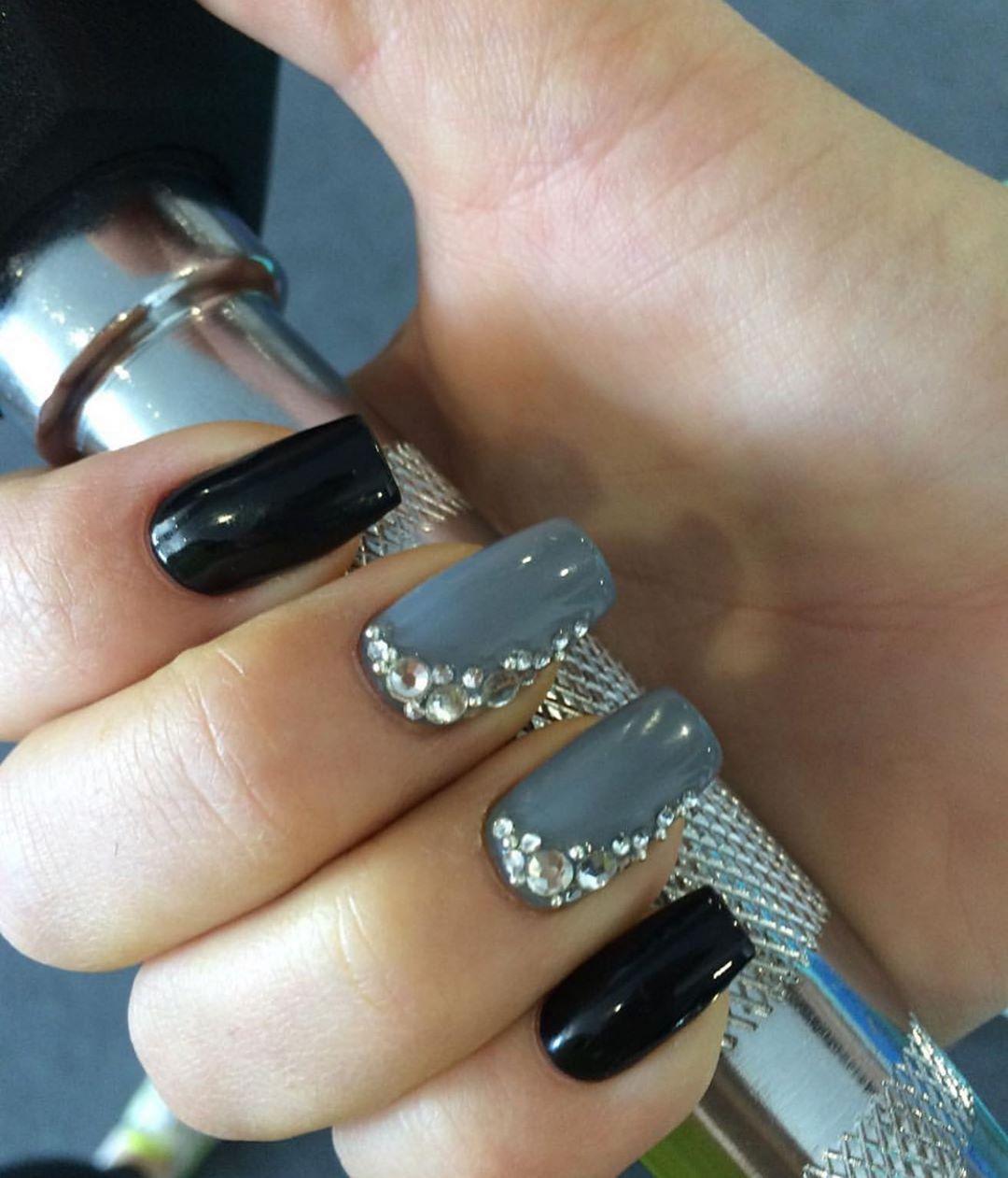 Tumblr Art Design Nails Design