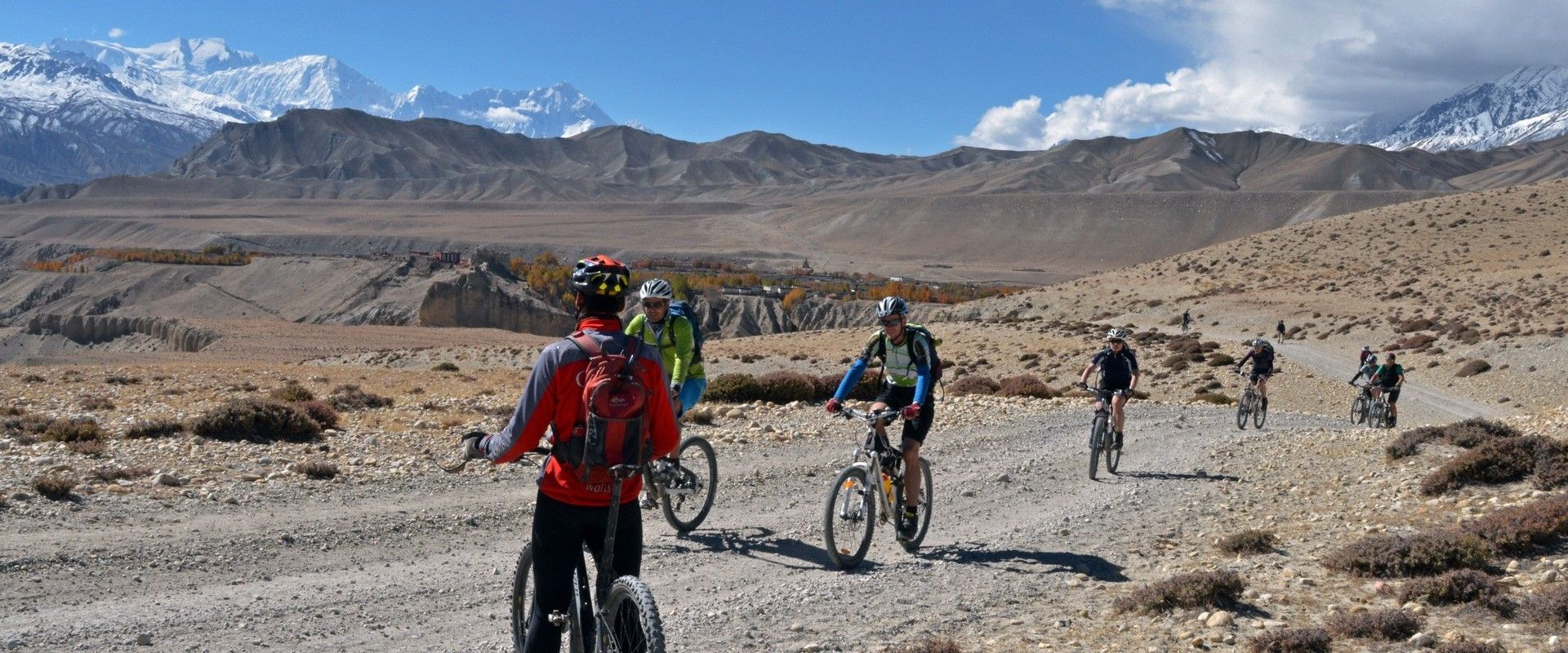 Nepal - Biking Tour From compactly populated cities to the rustic mountainous terrains of Nepal, cycling is the just the thing to get you there. See more at: http://www.buddhatravel.com.au/holi…/nepal-bicycle-tour.html   Call Us : 1300 116 746 Visit Us : www.buddhatravel.com.au Email Us : info@buddhatravel.com.au  We Guarantee you the Best Holiday Package!