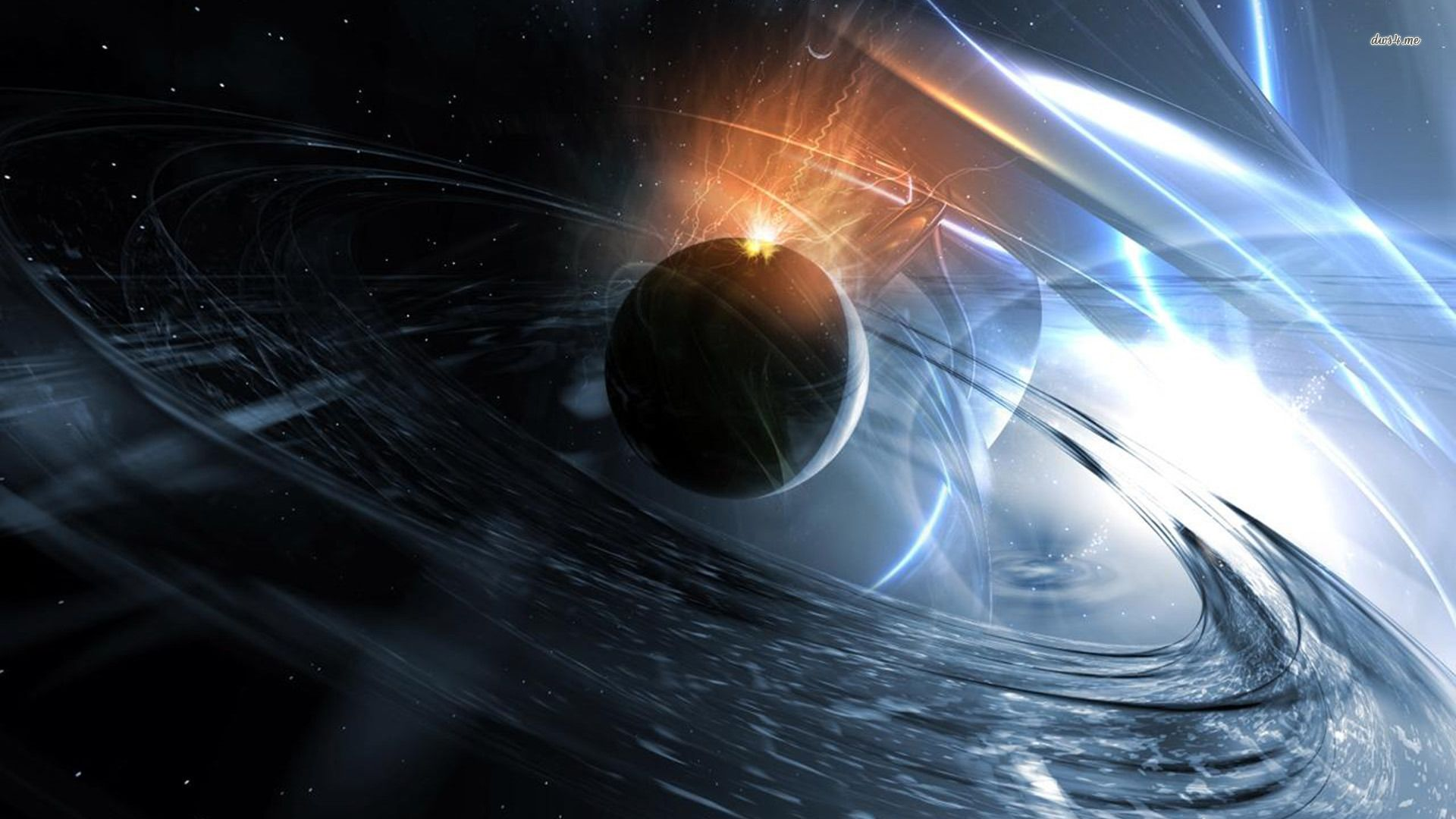 exploding planets wallpapersfor laptops - photo #3