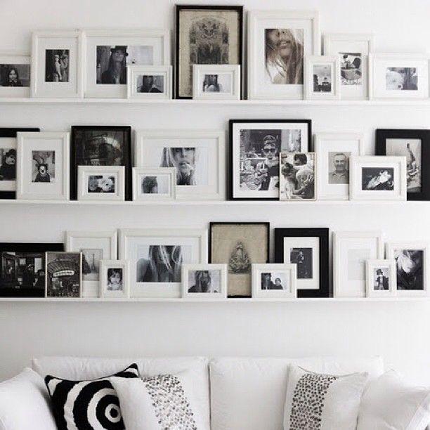 Plank Voor Lijstjes.Deco Inspiration Pictures Shelving In 2019 Ideeen Voor
