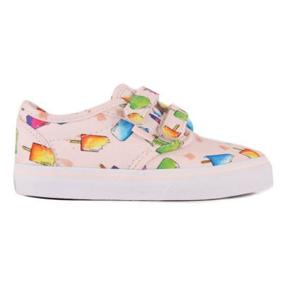Vans Atwood Velcro Trainers-listing   Girls shoes, Cool vans shoes ...