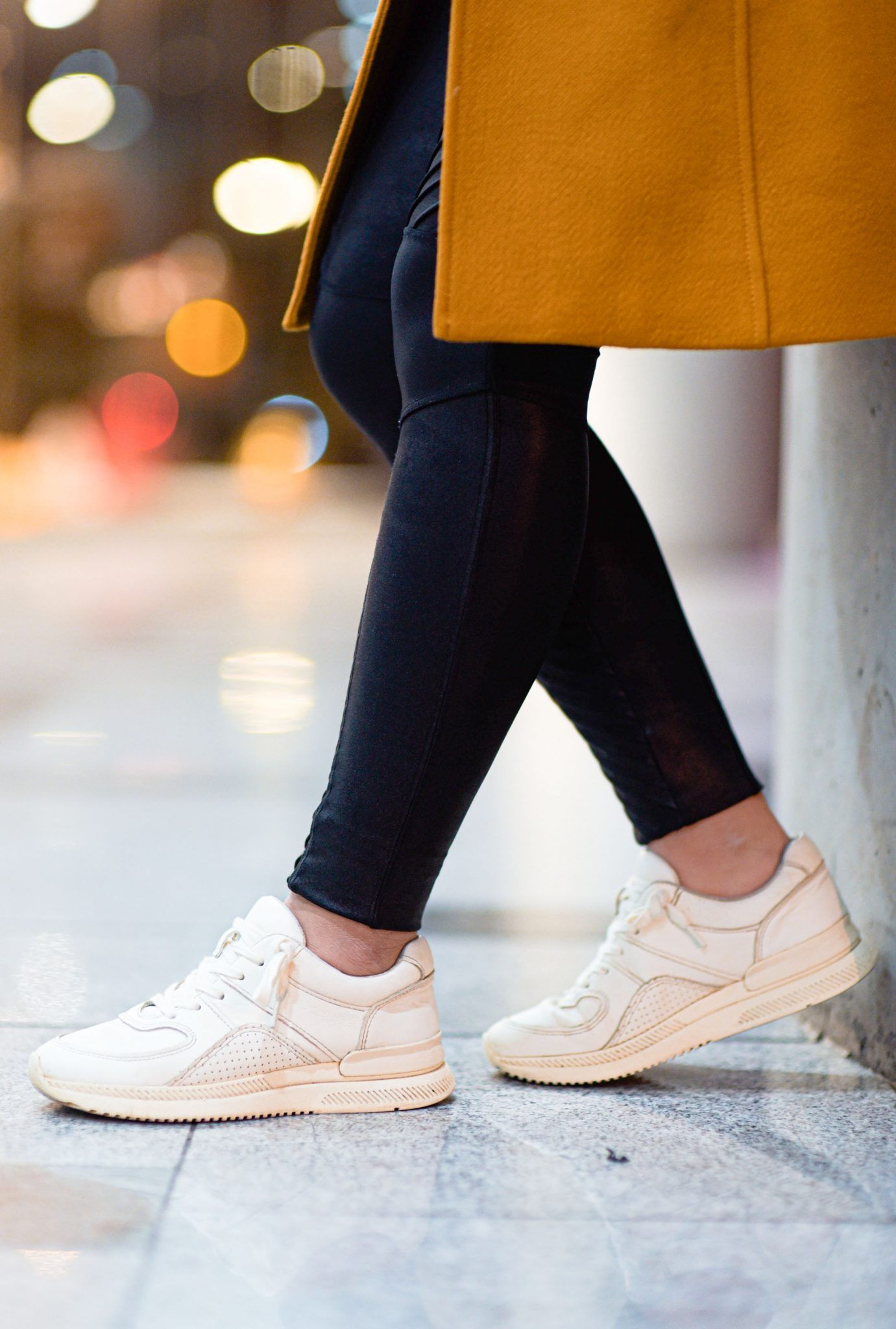 Everlane Tread Trainers: My Review