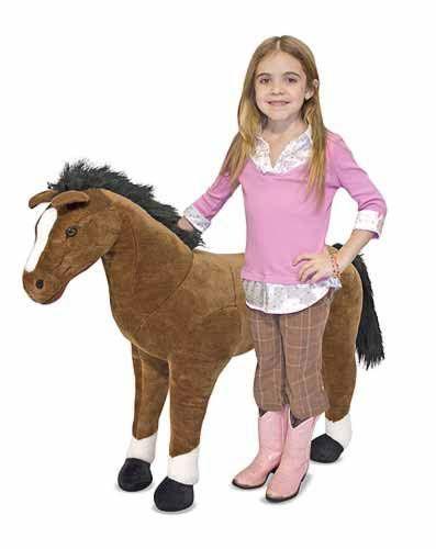 Large Standing Plush Horse 99 97 Horses Pinterest Toys