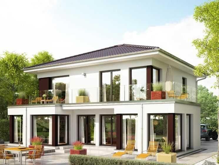 evolution 154 v10 bien zenker fertighaus mein neues zuhause pinterest house house. Black Bedroom Furniture Sets. Home Design Ideas