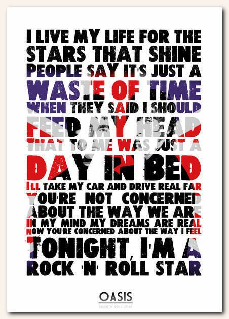 Emporio Armani Classic Watch Song Lyric Posters Play That Funky