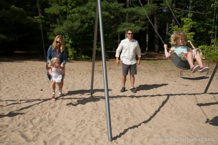 Barnes County Park Eastport Family Photography Lake ...