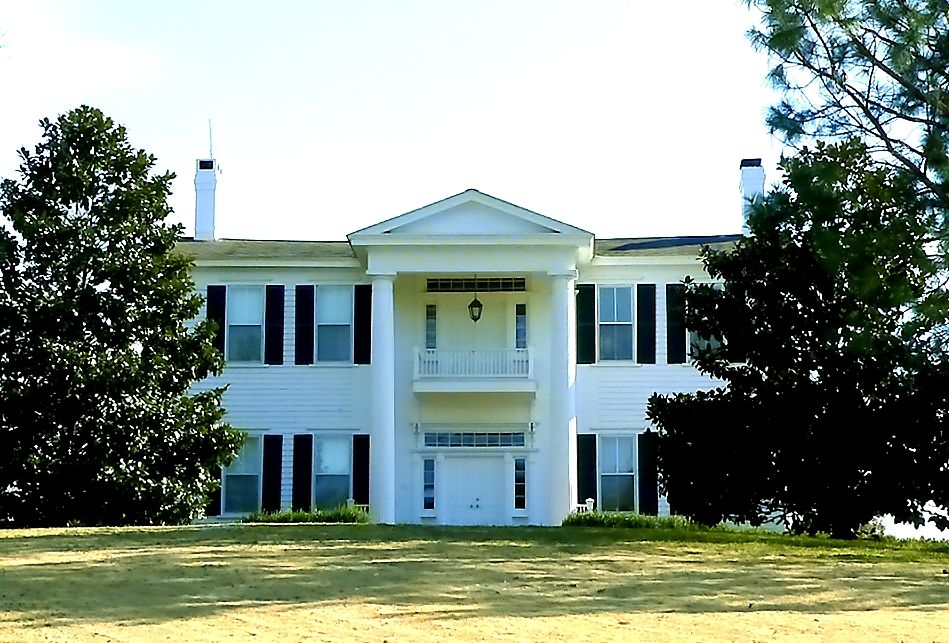 List of plantations in Alabama Wikipedia Melrose