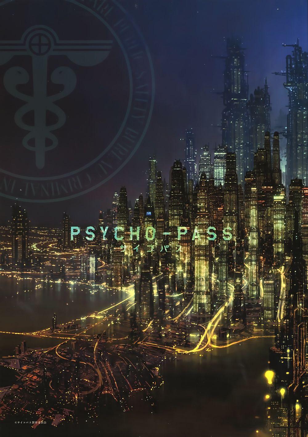 Psycho Pass サイコパス Iphone 壁紙 アニメ 携帯電話の壁紙