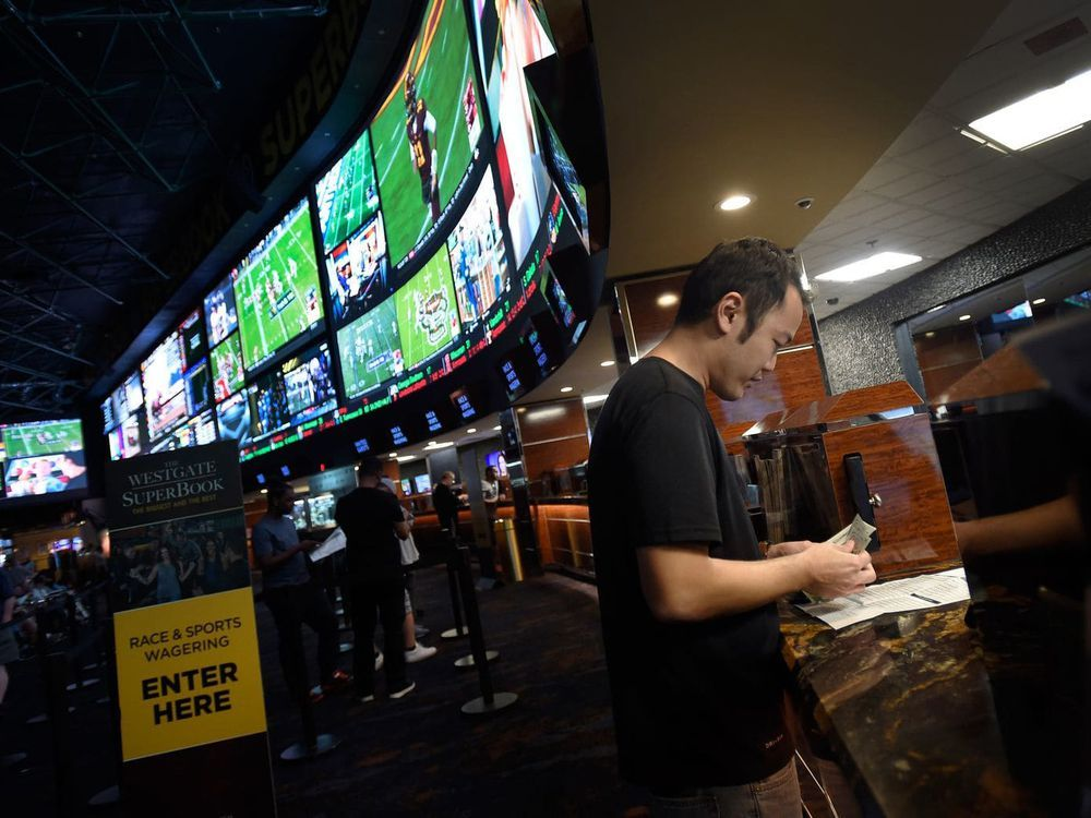 New risks, massive rewards What legalized betting could