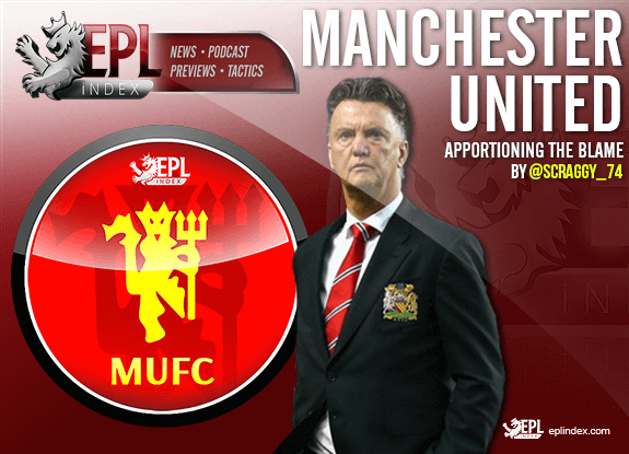 Manchester United: Apportioning the Blame