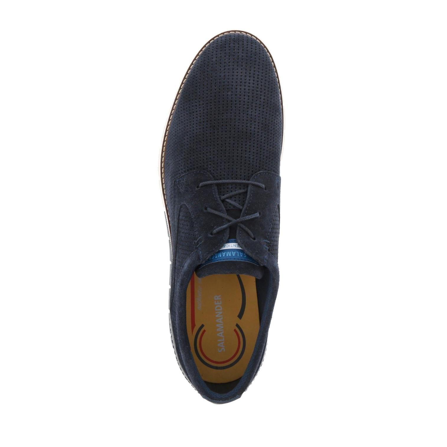 ea7340a0 Salamander Schnürschuh in Farbe marine um 29% reduziert online kaufen Calzado  Hombre, Calzas,