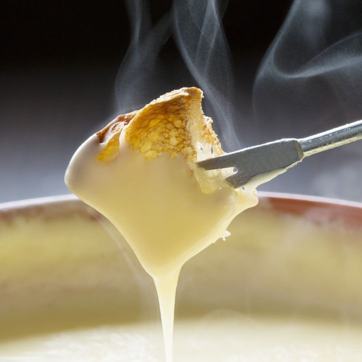 How To Make Cheese Fondue In Your Instant Pot #meltingpotrecipes