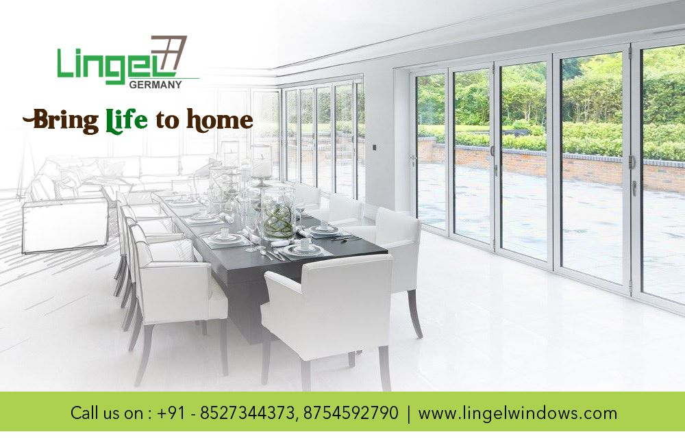 Lingel Windows - Bring Life to Home