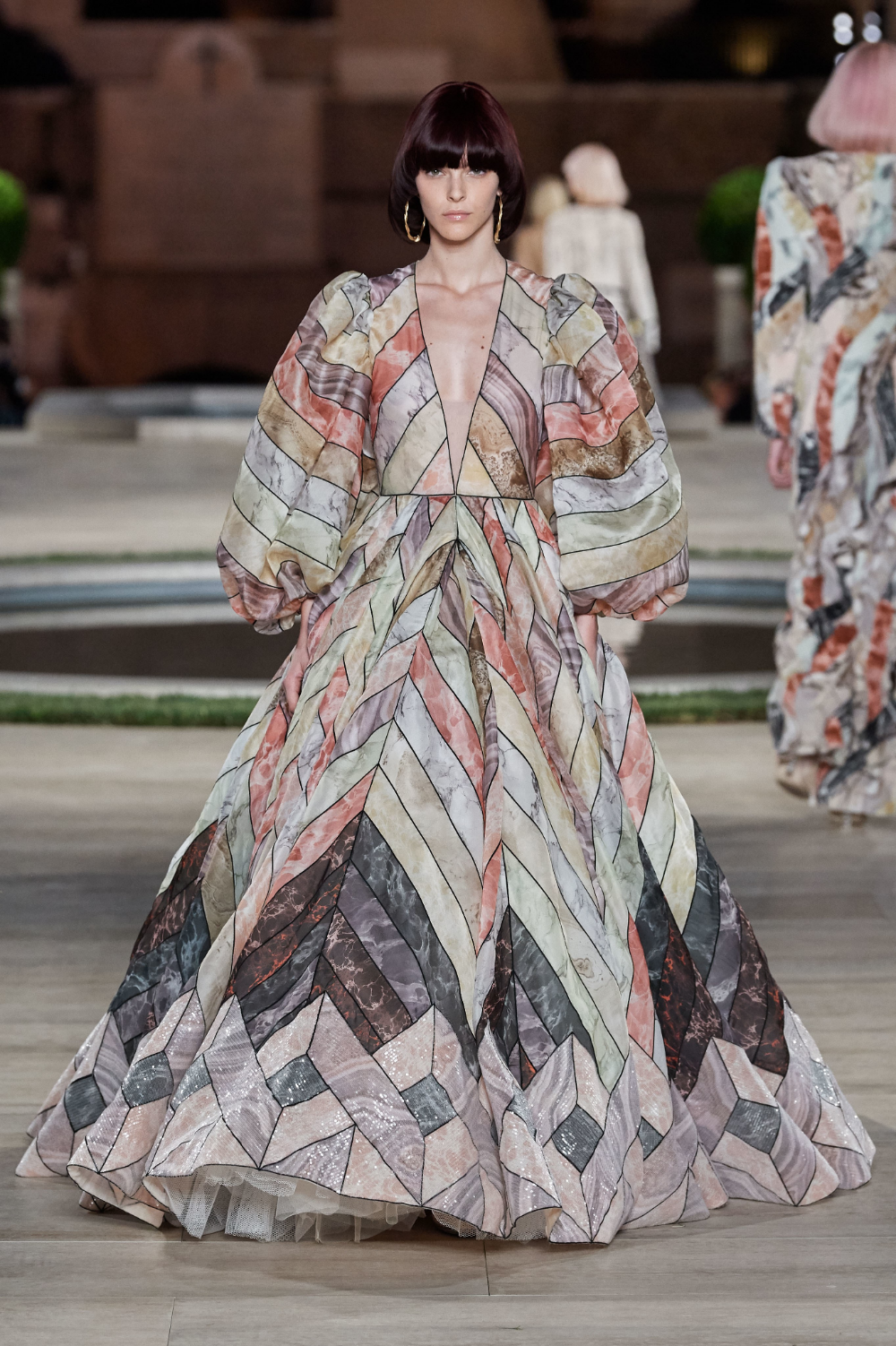 Fendi Fall 2019 Couture Fashion Show – Fashion