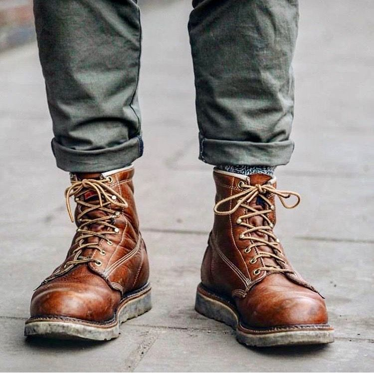 "842f0a6a8d3 Thorogood 6"" Round Toe Boots 
