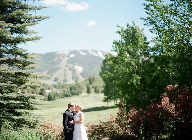 Beaver Creek wedding | Beaver Creek chapel wedding, Colorado